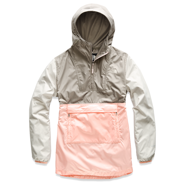 The North Face Women's Fanorak 2.0 Pink Salt
