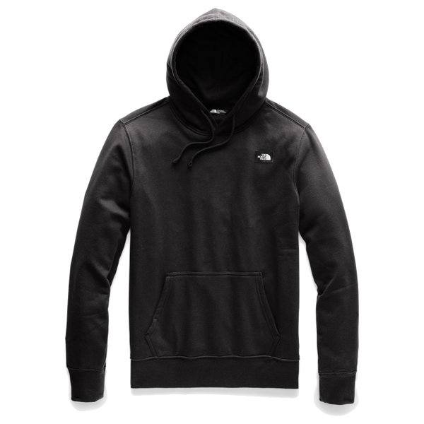 The North Face Men's Training Logo Pullover Hoodie Black