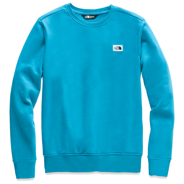 The North Face Men's Classic LFC Fleece Crew Crystal Teal