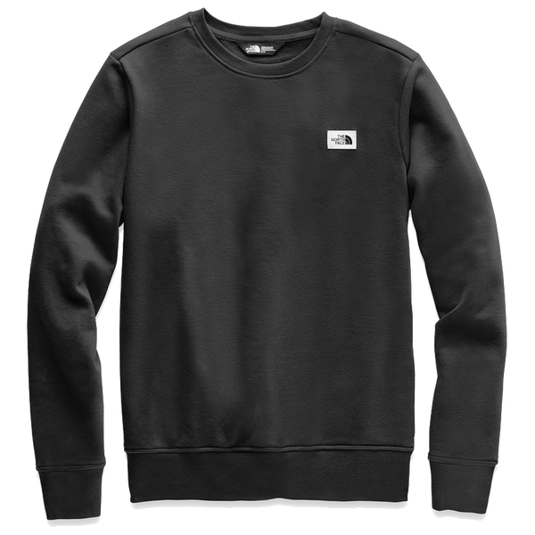 The North Face Men's Classic LFC Fleece Crew Black