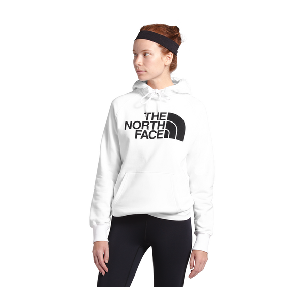 The North Face Women's Half Dome Pullover Hoodie White