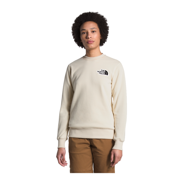 The North Face Women's Heritage Crew Vintage White