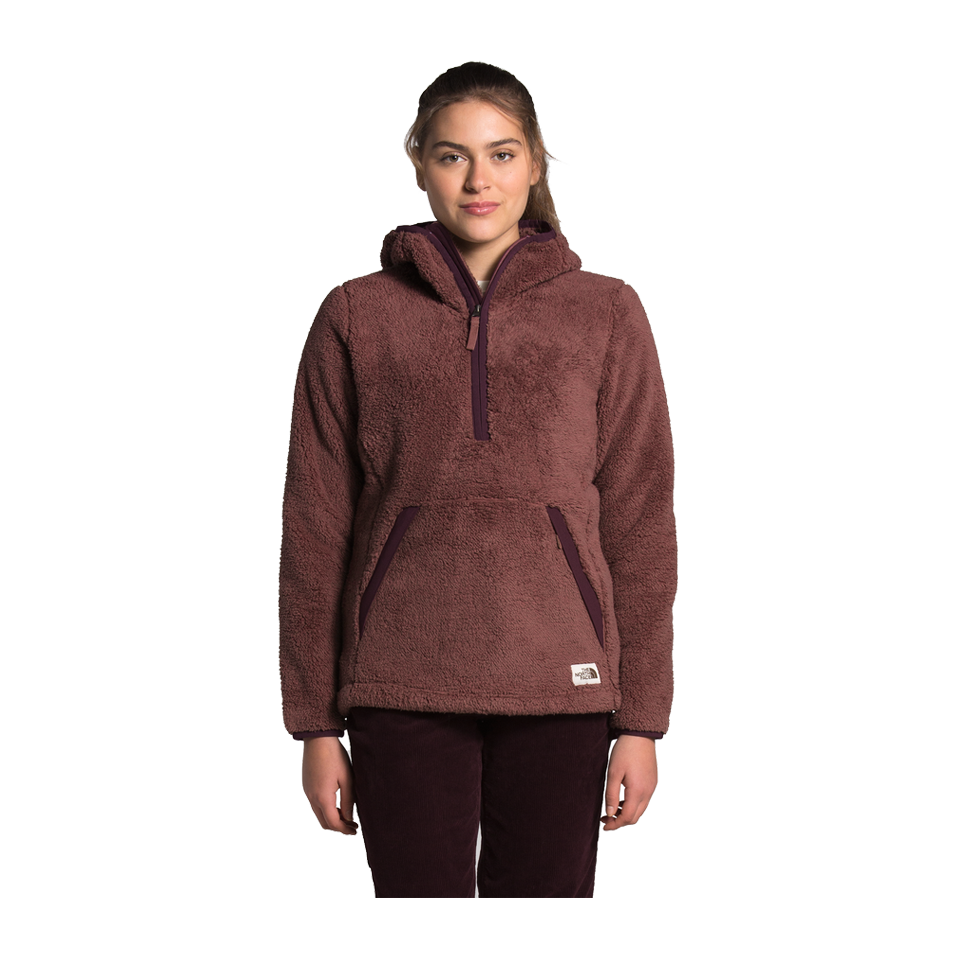 The North Face Women's Campshire Pullover Hoodie 2.0 Marron Purple