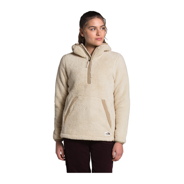The North Face Women's Campshire Pullover Hoodie 2.0 Bleached Sand