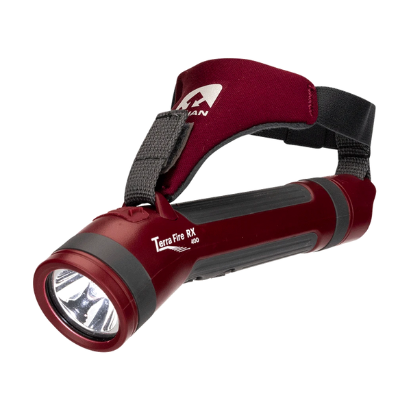 Nathan Terra Fire 400 RX Hand Torch Red Dahilia
