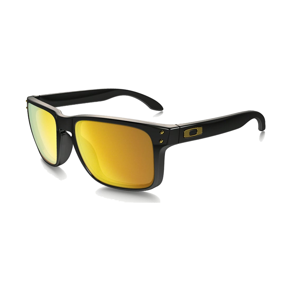 Oakley Men's Holbrook Polished Black