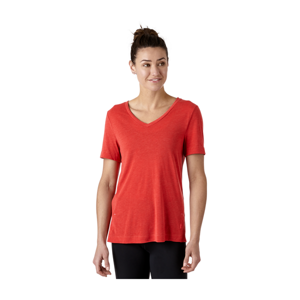 Cotopaxi Women's Paseo Travel T-Shirt Terracotta