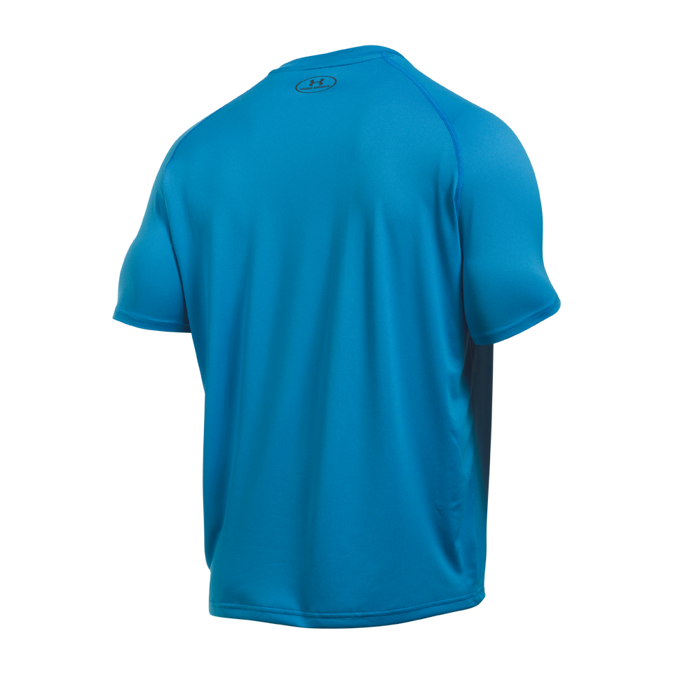 Under Armour Men's Tech Short Sleeve Tee Brilliant Blue