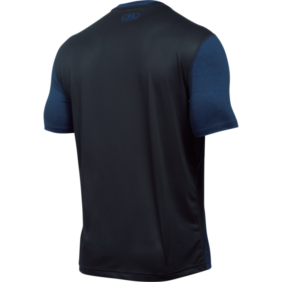Under Armour Men's Raid Short Sleeve Tee Royal