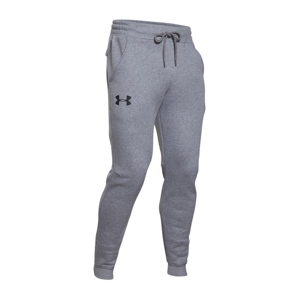 Under Armour Men's Rival Fleece Jogger True Grey Heather