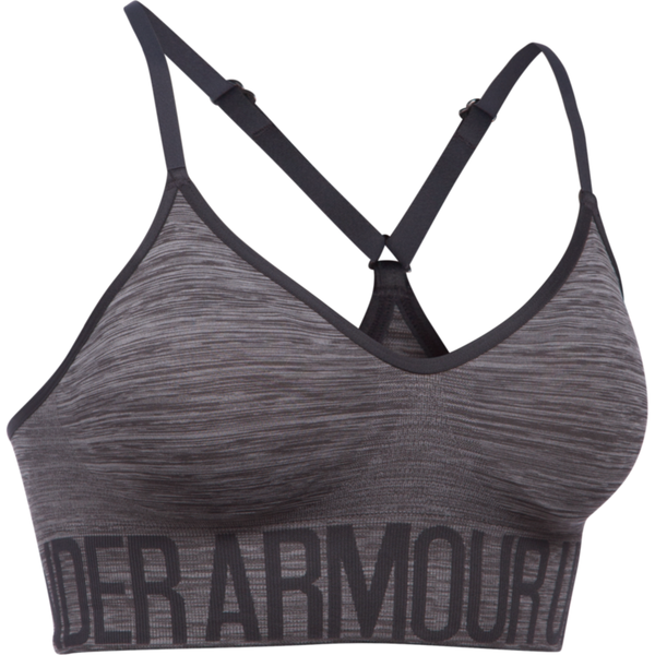 Under Armour Women's Seamless Bra Charcoal