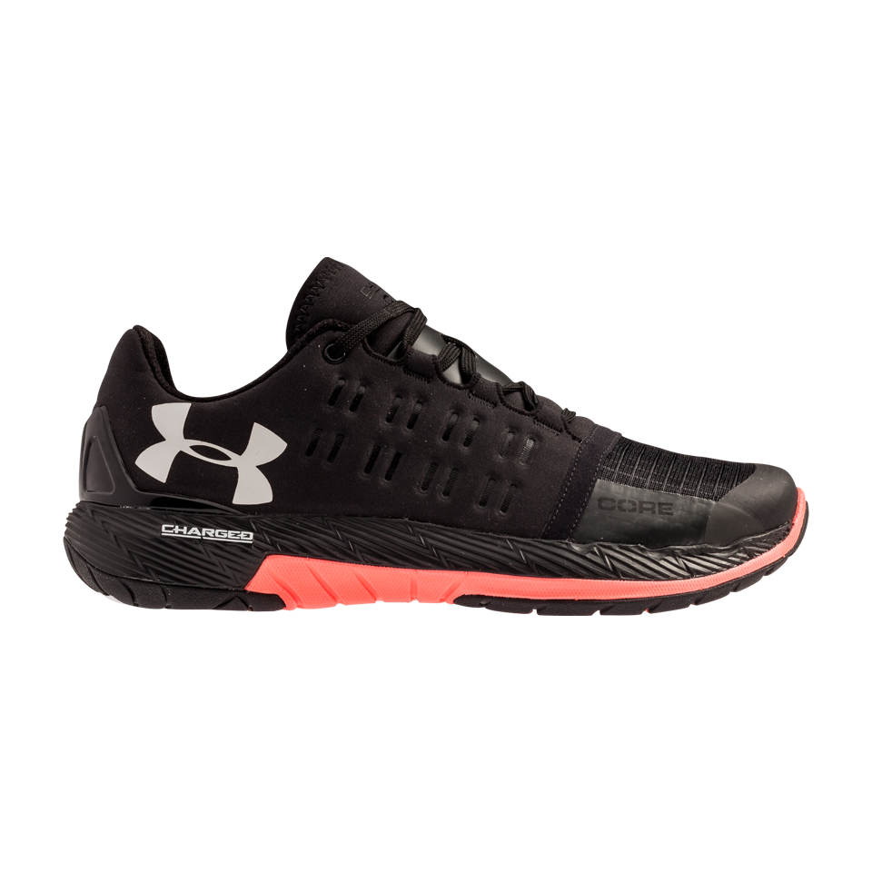 Under Armour Women's Charged Core Black/Brilliance