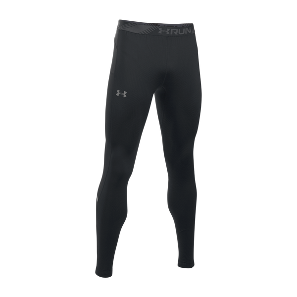Under Armour Men's No Breaks ColdGear Infrared Tight Black
