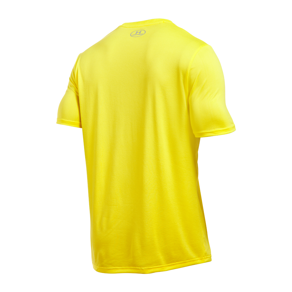 Under Armour Men's Chest Graphic Tee Flash Light