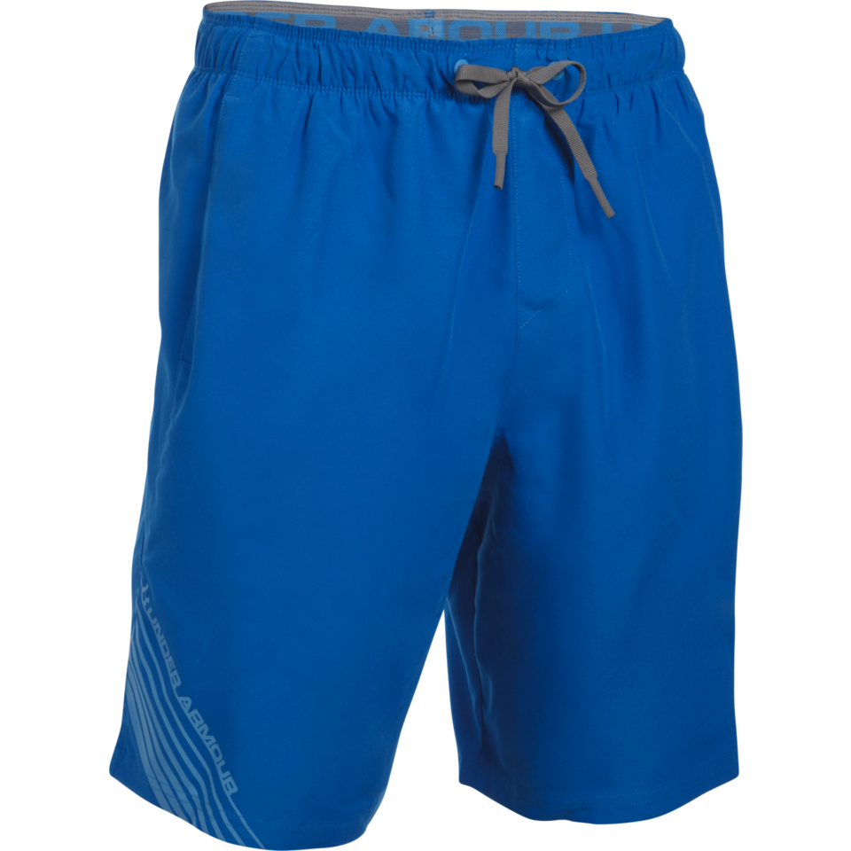 bbbfb2b3e8 Under Armour Men's Surf Mania Volley Short Blue Marker - Play Stores Inc