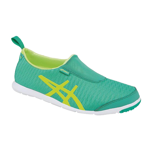 Asics Women's Slip on Metrolyte 2 Ice Green