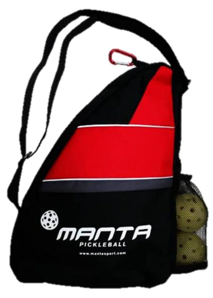 Manta Pickleball Sling Bag Red