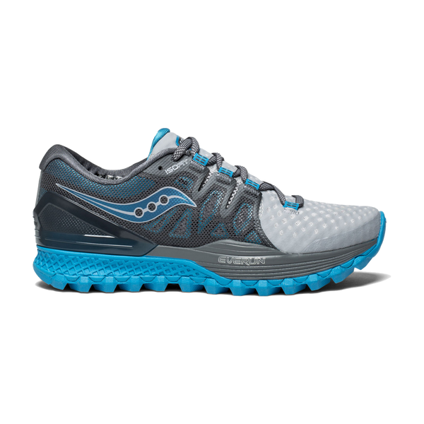 Saucony Women's Xodus ISO 2 Grey/Blue