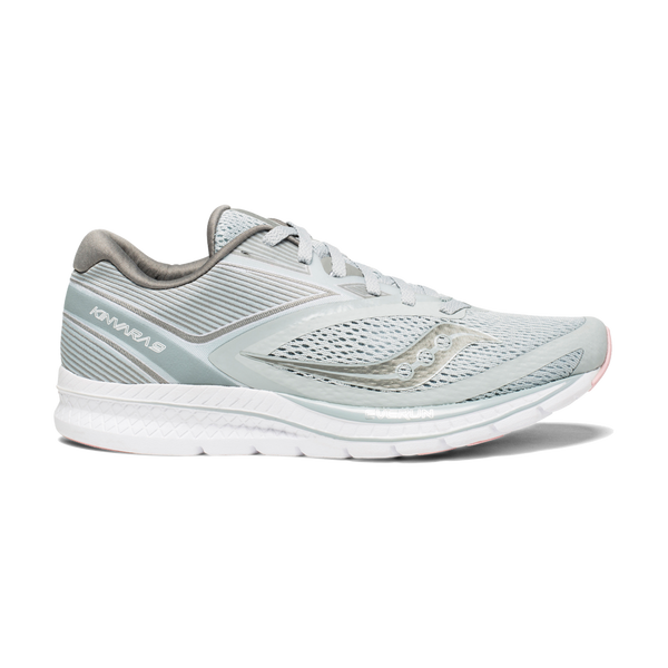 Saucony Women's Kinvara 9 Grey/White