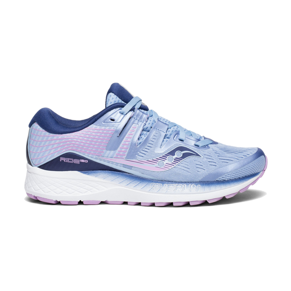 Saucony Women's Ride ISO Blue/Navy