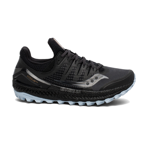 Saucony Women's Xodus ISO 3 Grey/Black