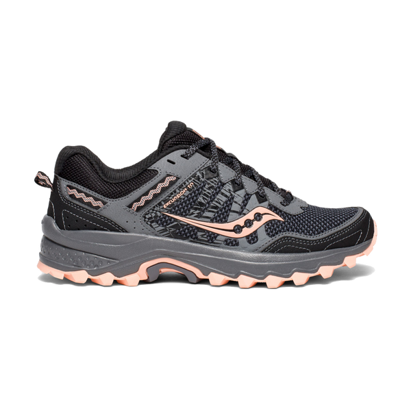 Saucony Women's Excursion TR12 Grey/Peach