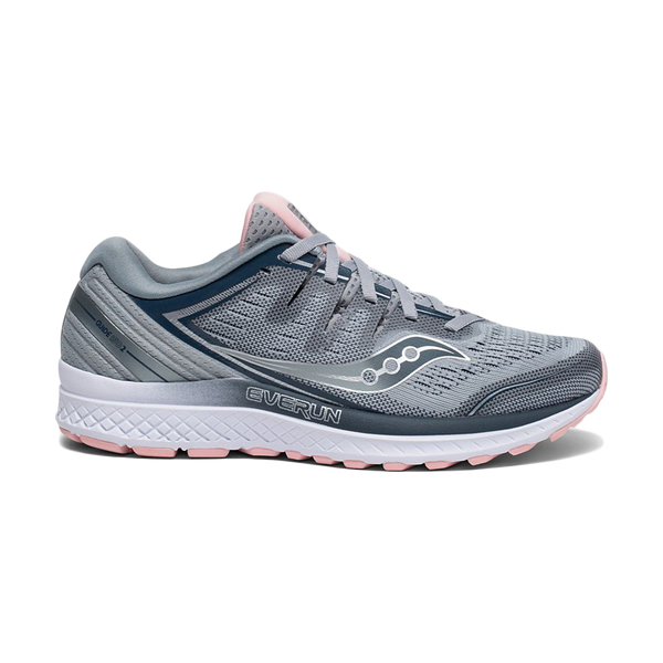 Saucony Women's Guide ISO 2 Grey/Blush