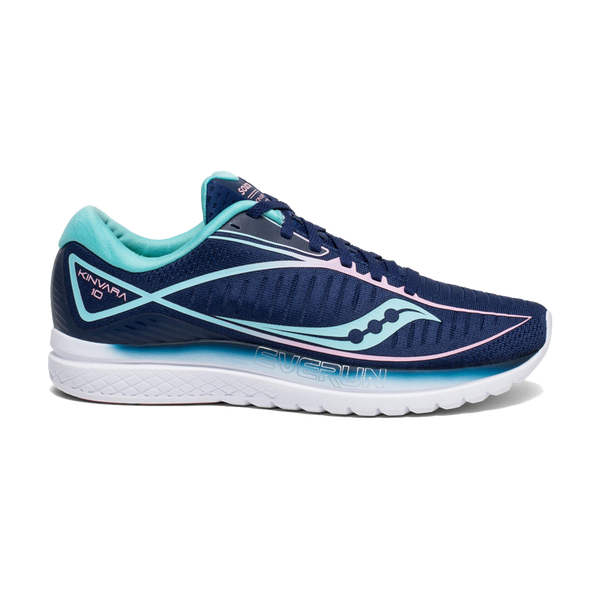 Saucony Women's Kinvara 10 Navy/Mint