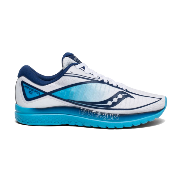 Saucony Women's Kinvara 10 Limited Edition White/Blue