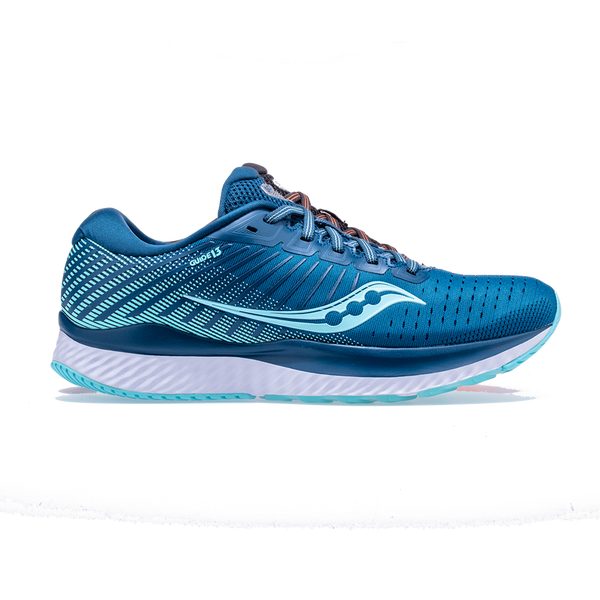 Saucony Women's Guide 13 Blue/Aqua