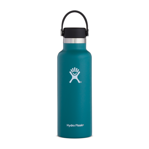 Hydro Flask 18 oz Standard Mouth Jade