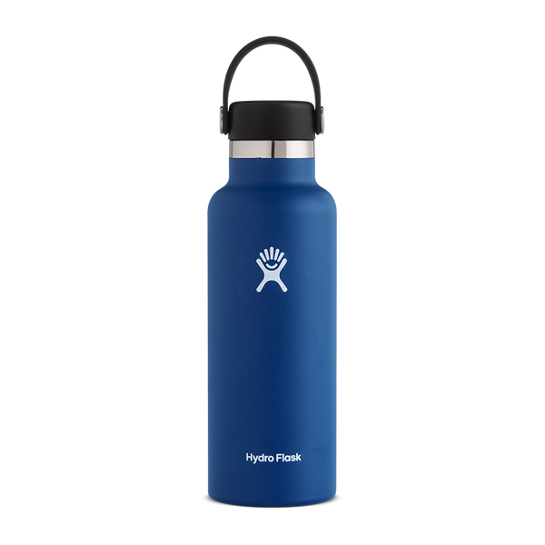 Hydro Flask 18 oz. Standard Mouth Cobalt