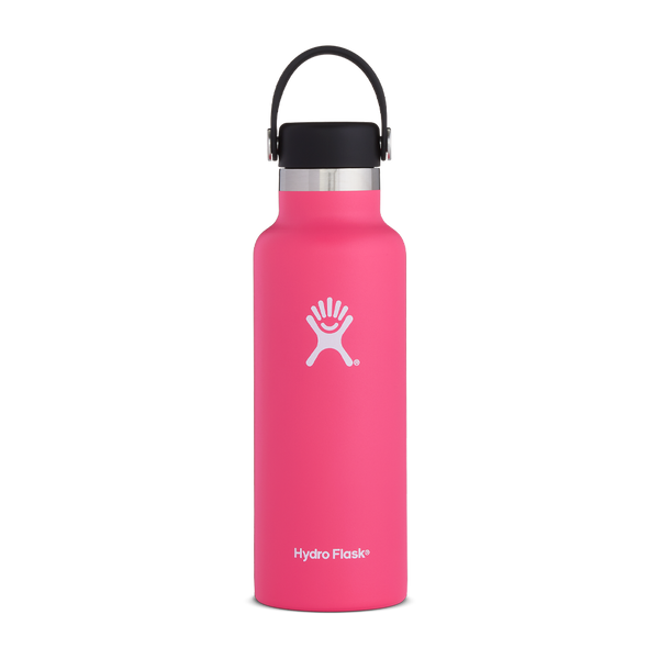 Hydro Flask 18 oz Standard Mouth Watermelon