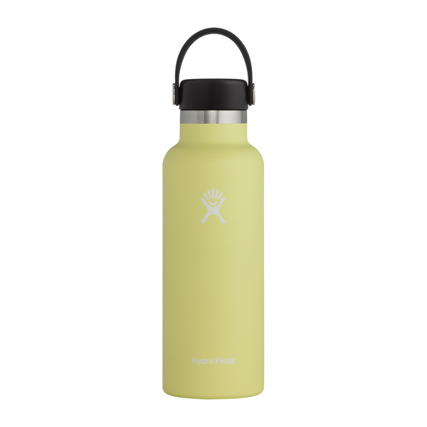 Hydro Flask 18oz Standard Mouth Pineapple