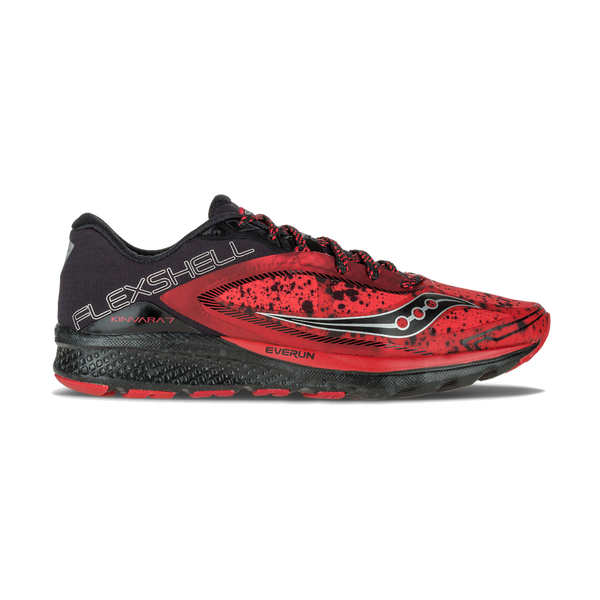 Saucony Men's Kinvara 7 RS Red/Black