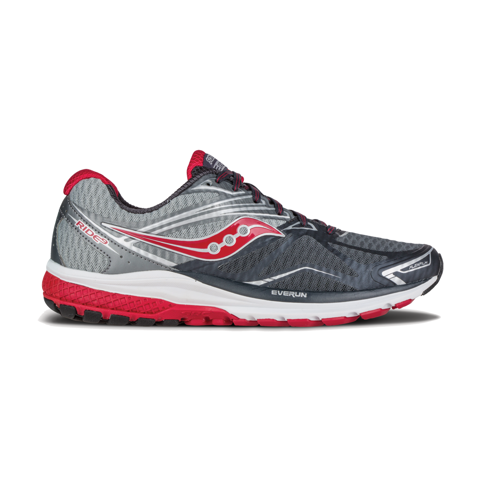Saucony Men's Ride 9 Grey