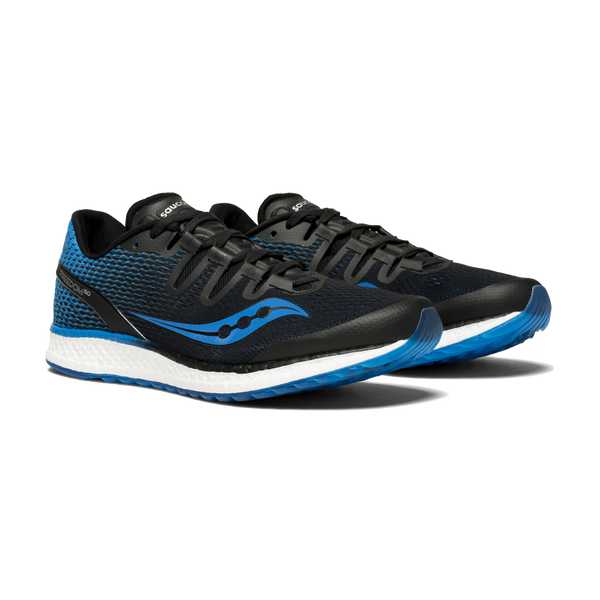 Saucony Men's Freedom ISO Black/Blue
