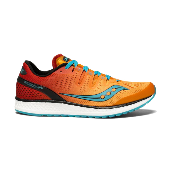 Saucony Men's Freedom ISO Orange/Red