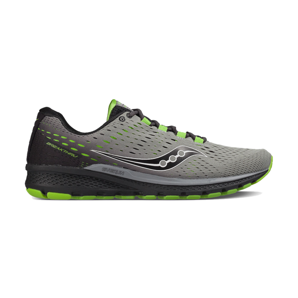 Saucony Men's Breakthru 3 Grey