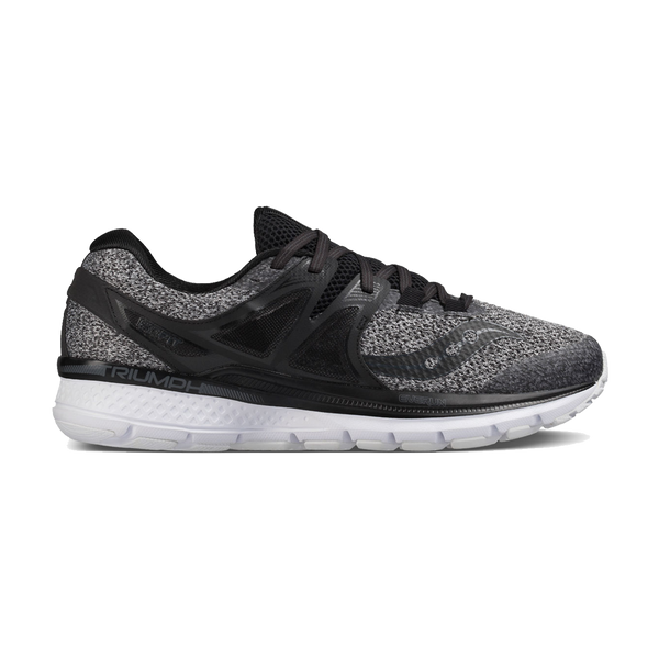 Saucony Men's Triumph ISO 3 Grey/Black