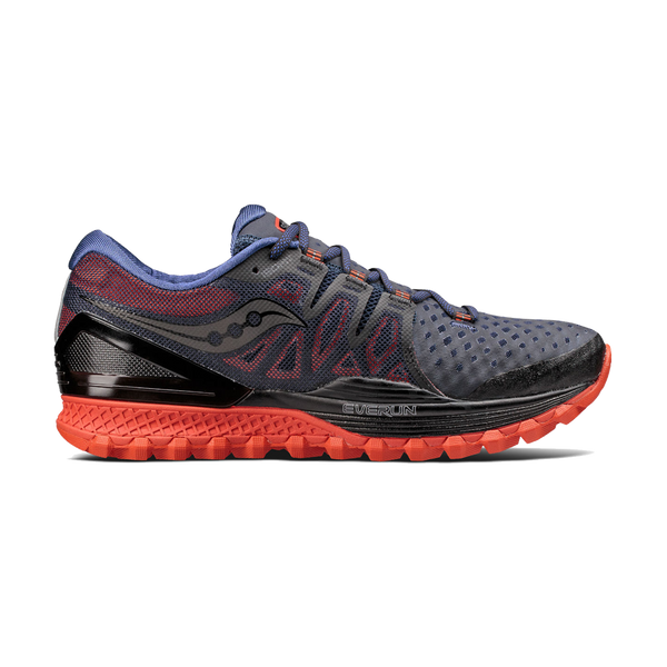 Saucony Men's Xodus ISO 2 Black/Orange