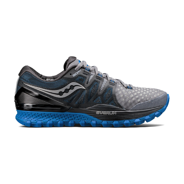 Saucony Men's Xodus ISO 2 Grey/Blue