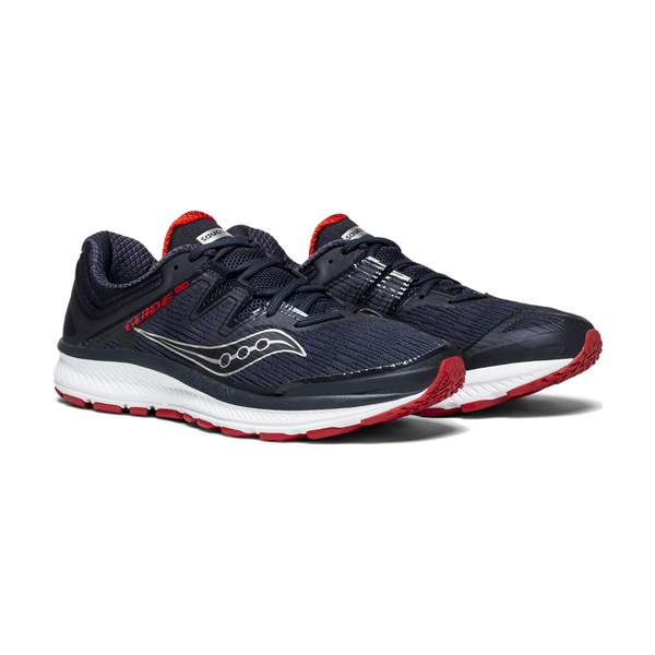 Saucony Men's Guide ISO Navy/Red