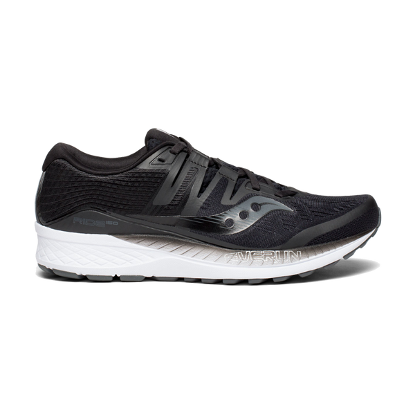Saucony Men's Ride ISO Black