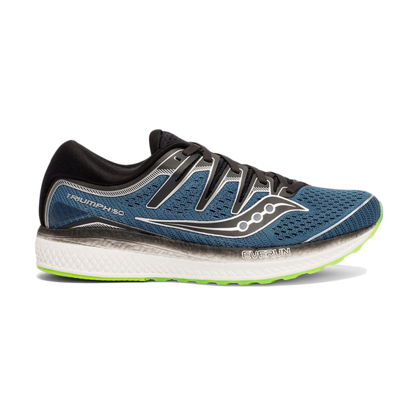 Saucony Men's Triumph ISO 5 Steel/Black