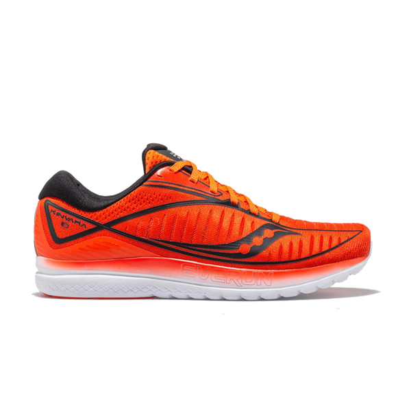 Saucony Men's Kinvara 10 Orange/Black