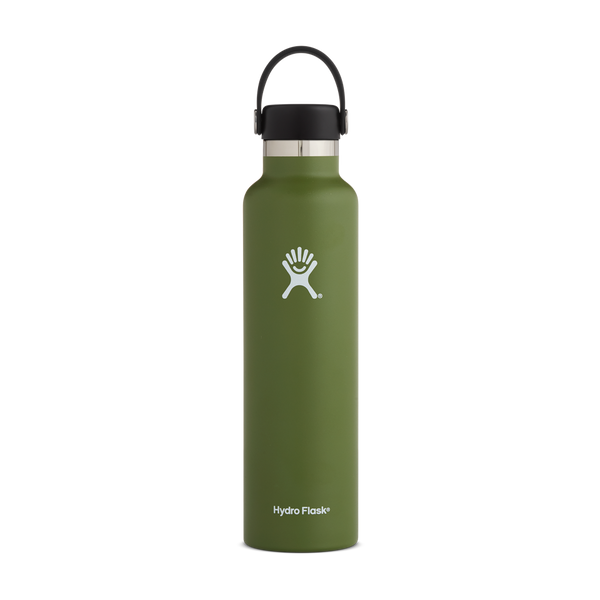 Hydro Flask 24oz Standard Mouth Olive