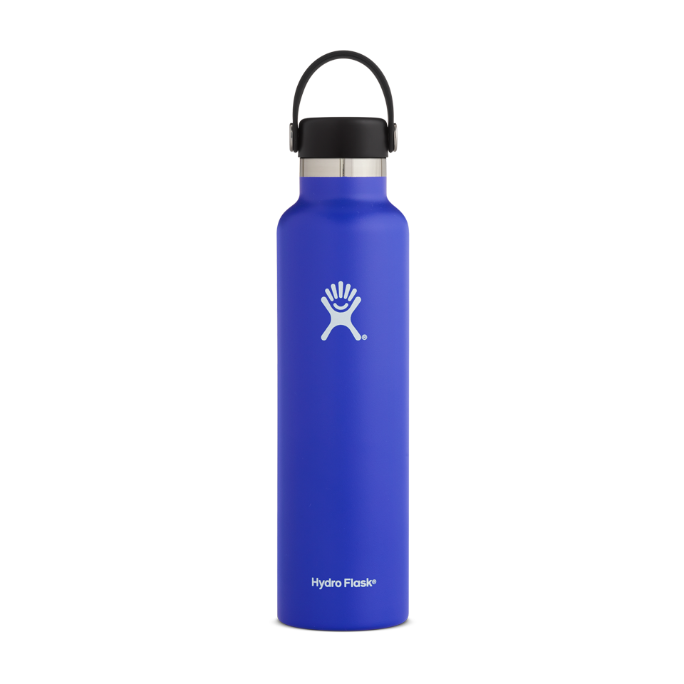 Hydro Flask 24oz Standard Mouth Blueberry