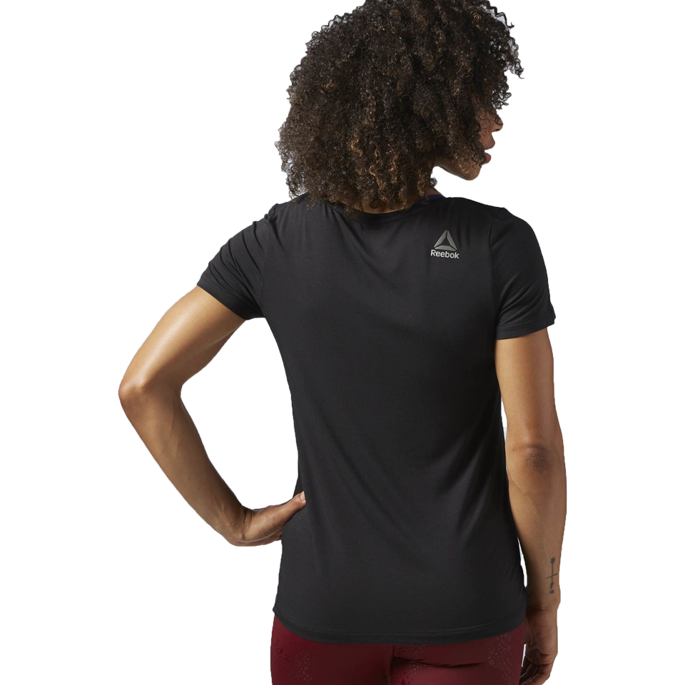 Reebok Women's Studio Tee Black