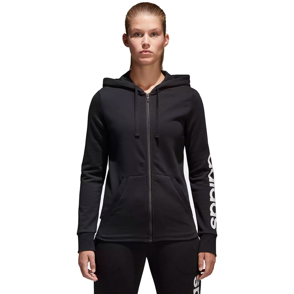Adidas Women's Essentials Hoodie Black